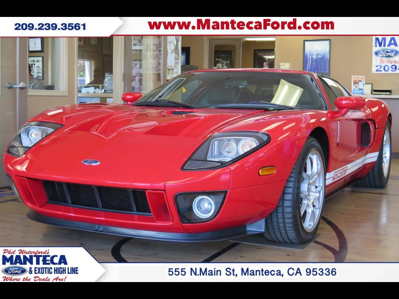 Used 2005 Ford GT in Manteca, CA - 443422590 - 1