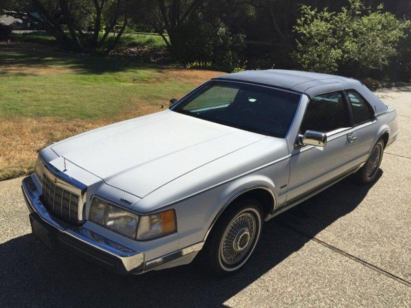Used 1988 Lincoln Mark VII in SHINGLE SPRINGS, CA - 432519201 - 1