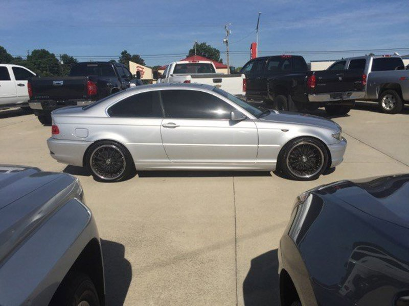 Used 2004 Bmw 330ci Coupe For Sale In Somerset Ky 42501 Coupe