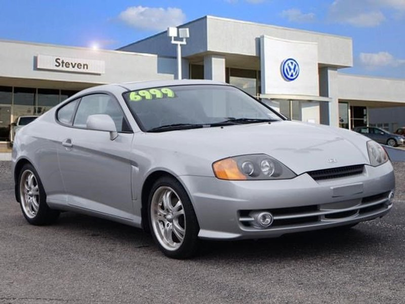 Used 2003 Hyundai Tiburon In Wichita, KS   447905896   1