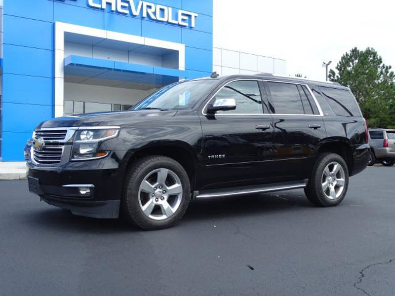 Used 2015 Chevrolet Tahoe in GREENVILLE, AL - 493153475 - 1