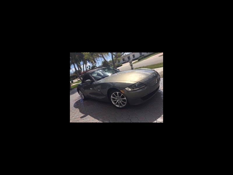 Used 2007 BMW Z4 in Miami, FL - 484048271 - 1