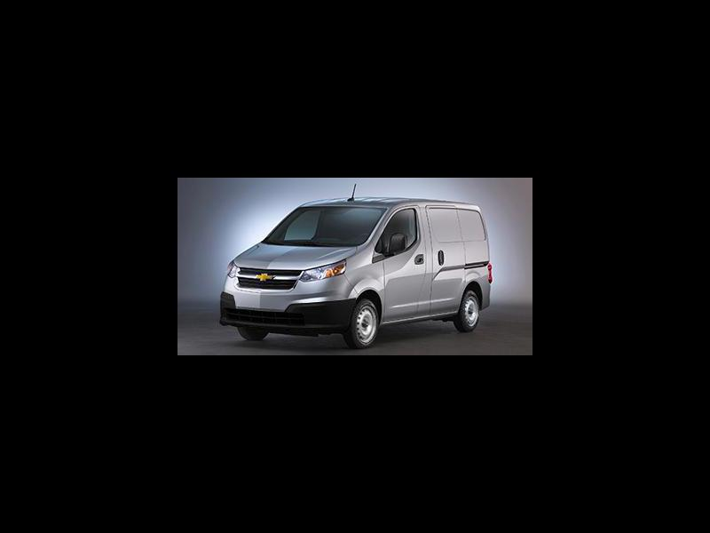 New 2017 Chevrolet City Express in LUMBERTON, NJ - 470164439 - 1