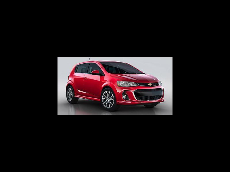 New 2018 Chevrolet Sonic in Vandalia, OH - 479367800 - 1