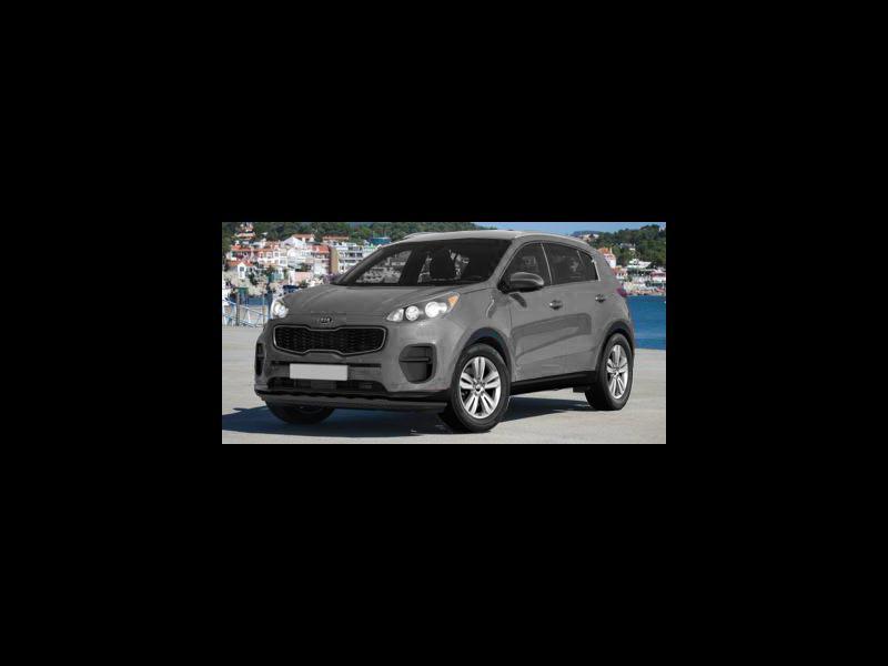 New 2018 Kia Sportage in LUMBERTON, NC - 483901953 - 1