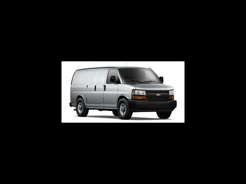 New 2018 Chevrolet Express 2500 In Temecula, CA   481150227   1