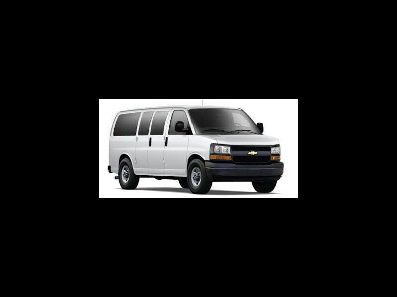 New 2018 Chevrolet Express 3500 in Fairbanks, AK - 474060874 - 1