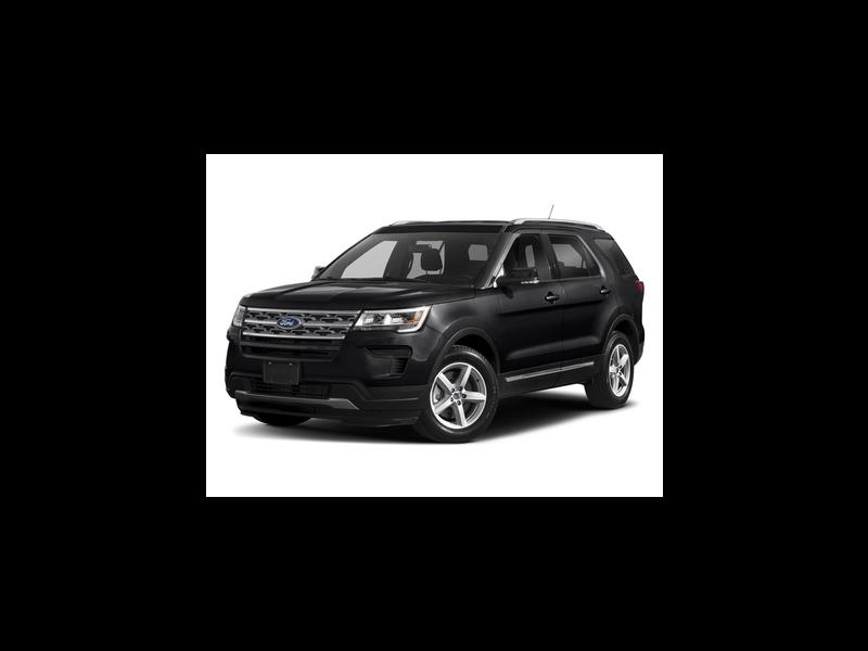 New 2018 Ford Explorer in Columbus, MT - 486983973 - 1