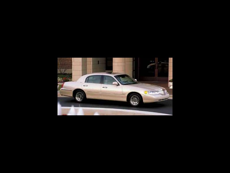 Used 2001 Lincoln Town Car Cartier For Sale In Malvern Ar 72104