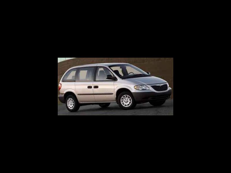 Used 2003 Chrysler Voyager in Long Island City, NY - 463224282 - 1