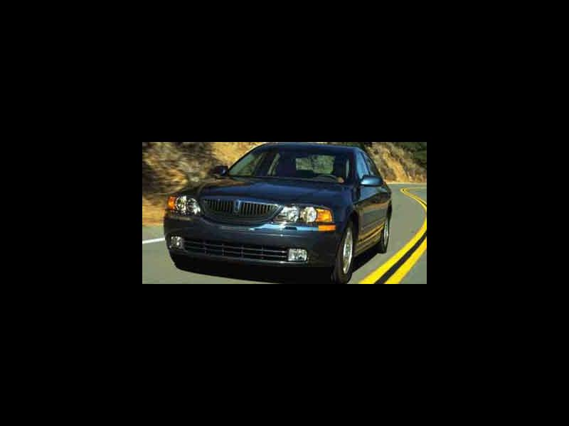 Used 2002 Lincoln LS in Vauxhall, NJ - 495625847 - 1