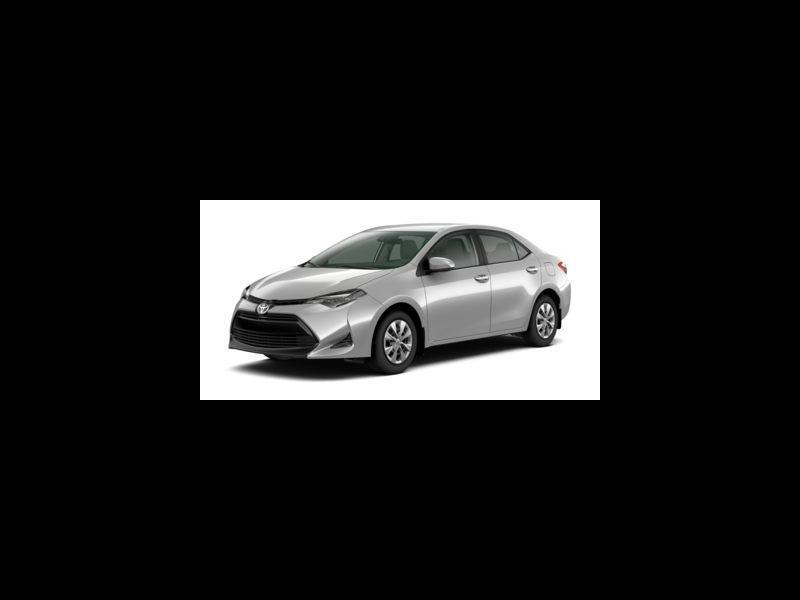 New 2018 Toyota Corolla in Ottumwa, IA - 482215367 - 1