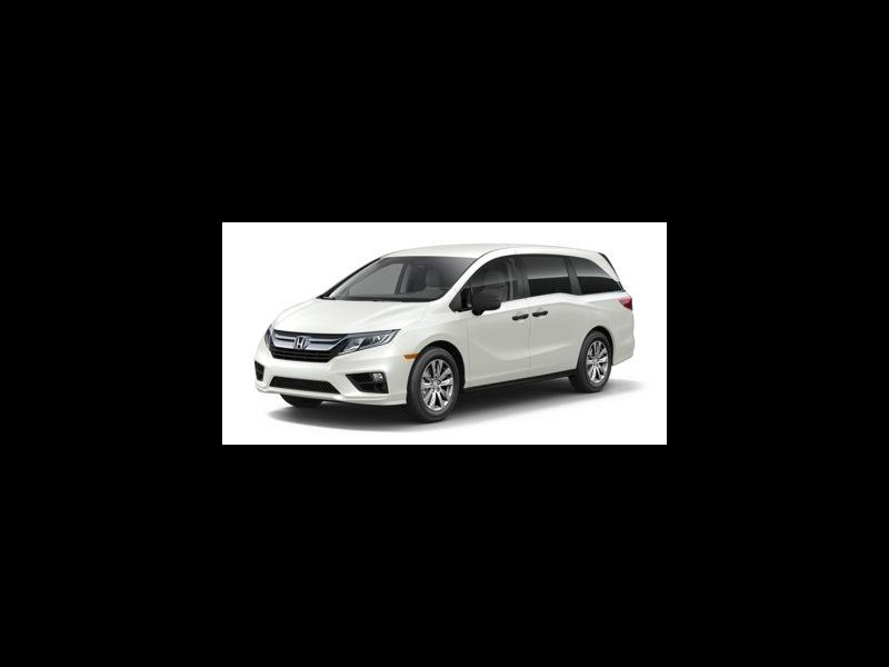 New 2019 Honda Odyssey in Billings, MT - 493304949 - 1