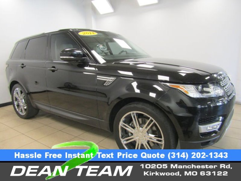 Used 2014 Land Rover Range Rover Sport HSE for sale in SAINT