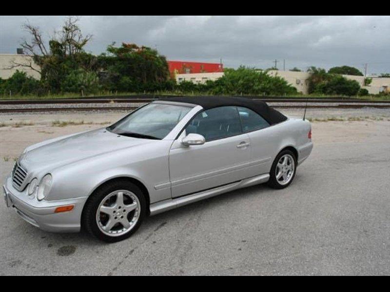 Used 2002 Mercedes-Benz CLK 55 AMG in Delray Beach, FL - 471779731 - 1