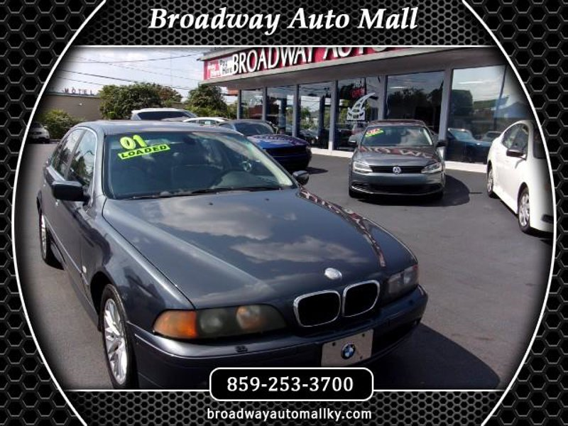 Used 2001 BMW 530i in LEXINGTON, KY - 495628438 - 1