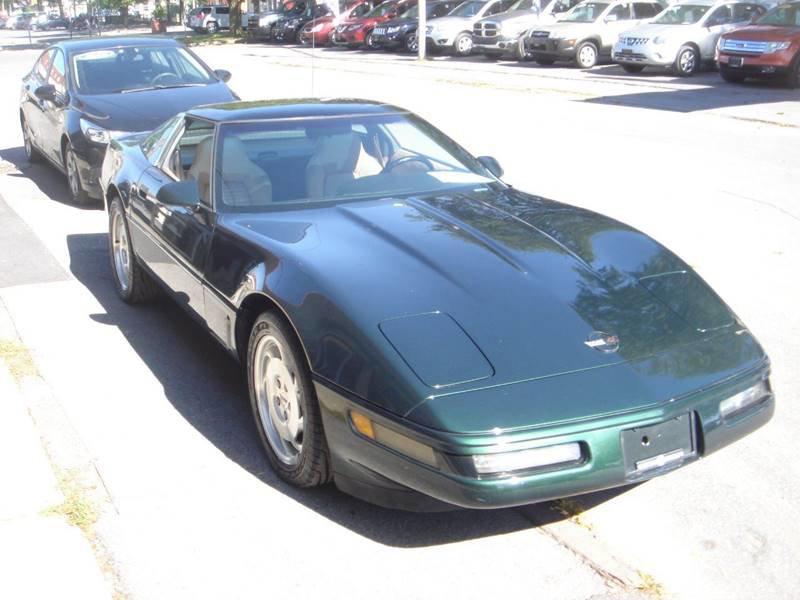 Used 1995 Chevrolet Corvette Coupe HERKIMER, NY 13350 - 528588338 - 2