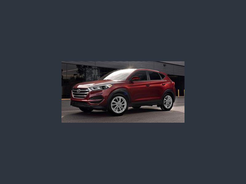 New 2019 Hyundai Tucson in Anchorage, AK - 499940869 - 1