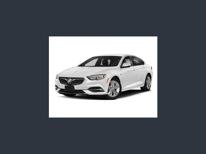 New 2018 Buick Regal in Kalispell, MT - 480369343 - 1