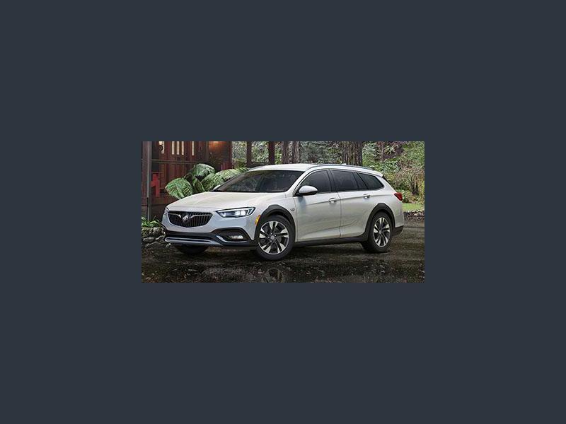 New 2018 Buick Regal in Kalispell, MT - 485224837 - 1