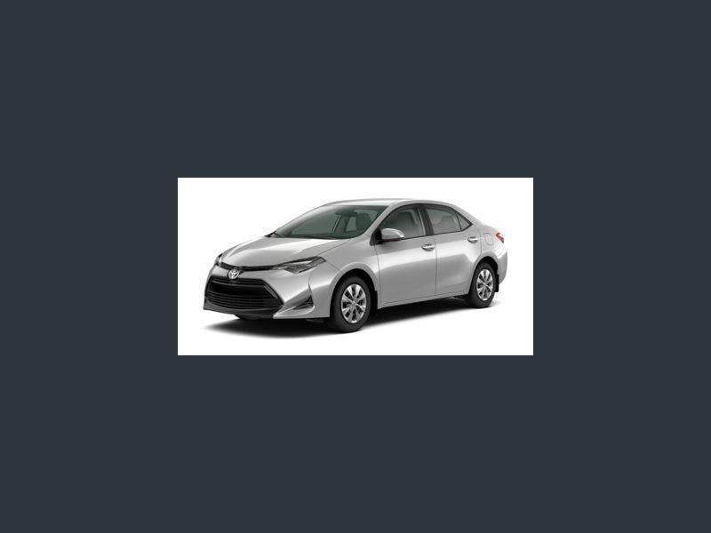 New 2019 Toyota Corolla in POCATELLO, ID - 497607821 - 1