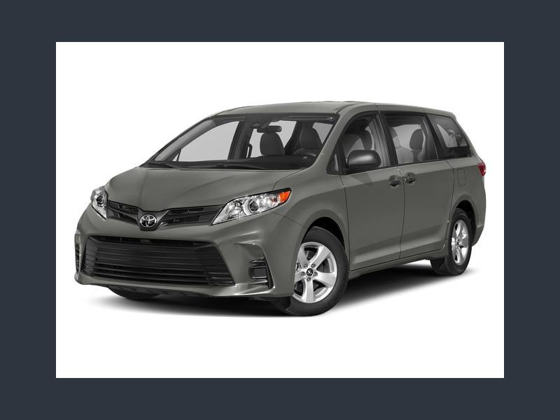 New 2018 Toyota Sienna in Helena, MT - 480151140 - 1