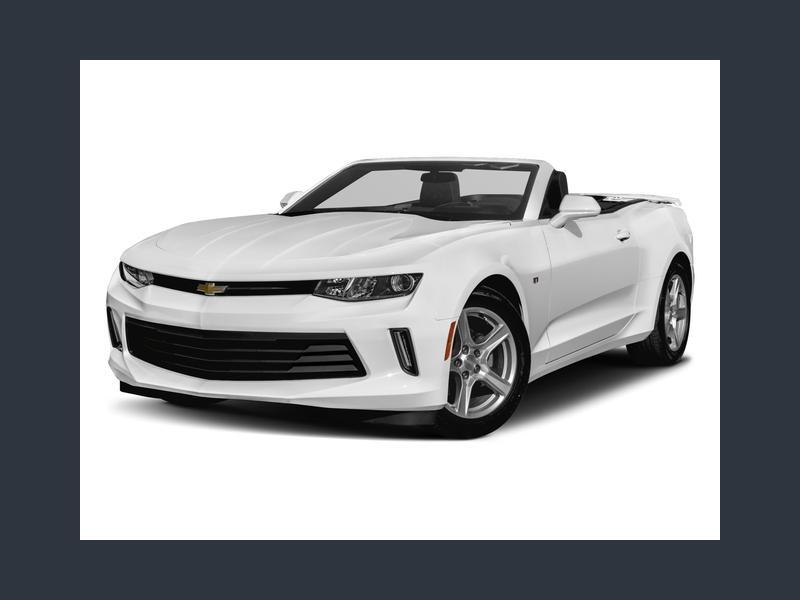New 2018 Chevrolet Camaro in Saint Albans, VT - 488085825 - 1