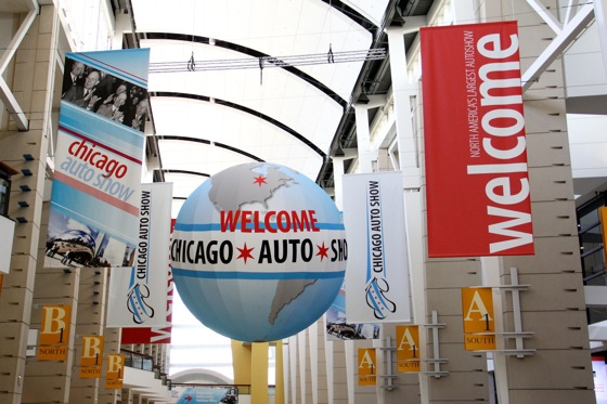 Wrapping it All Up: Chicago Auto Show featured image large thumb0