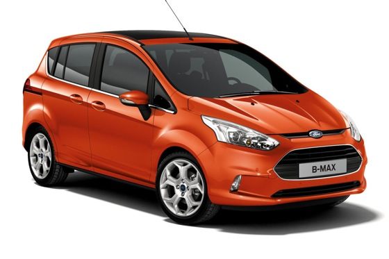 Ford B-Max Preview: Geneva Auto Show featured image large thumb0