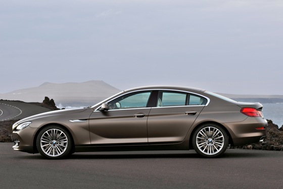 BMW 6 Series Gran Coupe Preview: Geneva Auto Show