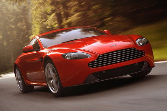 Aston Martin V8 Vantage Preview: Geneva Auto Show featured image large thumb0