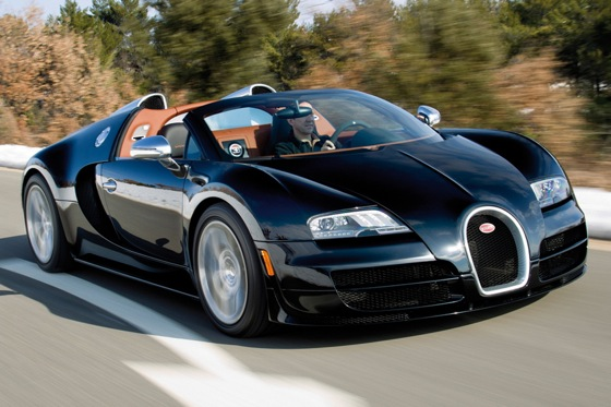 Bugatti Veyron Grand Sport Vitesse Preview: Geneva Auto Show featured image large thumb0