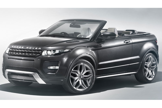 Range Rover Evoque Convertible Preview: Geneva Auto Show featured image large thumb0