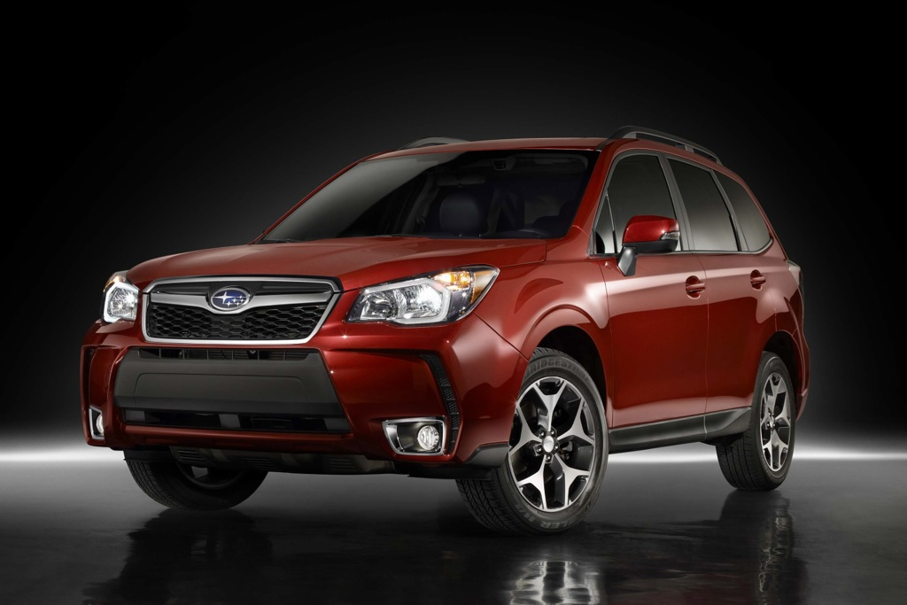 2014 Subaru Forester: LA Auto Show Preview