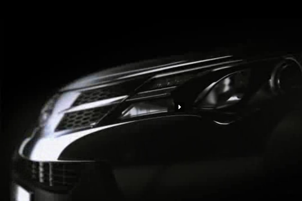 New Toyota RAV4 Teaser: LA Auto Show Preview