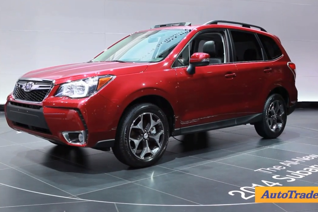 Top SUVs & Crossovers: LA Auto Show - Video