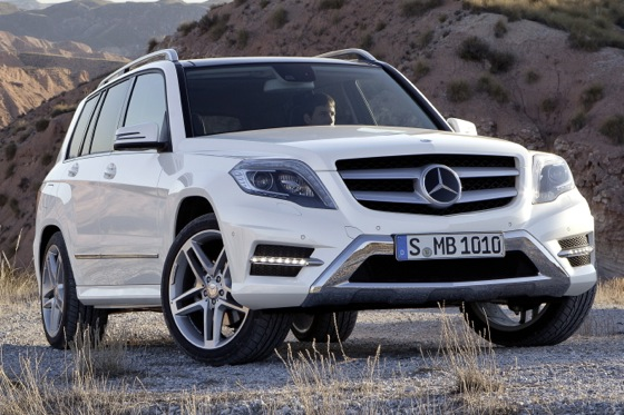 2013 Mercedes-Benz GLK Preview: New York Auto Show