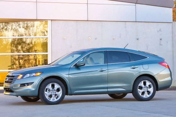 2013 Honda Crosstour Preview: New York Auto Show