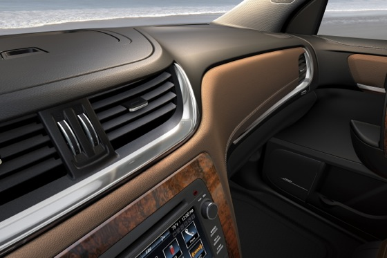 2013 Chevrolet Traverse Preview: New York Auto Show