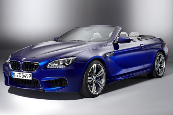 2013 BMW M6 Convertible Preview: New York Auto Show