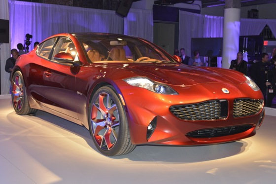 Fisker Atlantic Concept: New York Auto Show featured image large thumb0