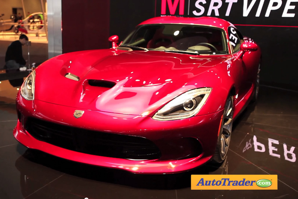 Top Performance Cars: New York Auto Show - Video