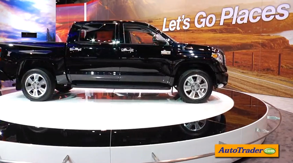 2013 Chicago Auto Show: Top Trucks - Video