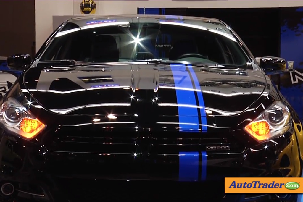 2013 Chicago Auto Show: Top Performance Cars - Video