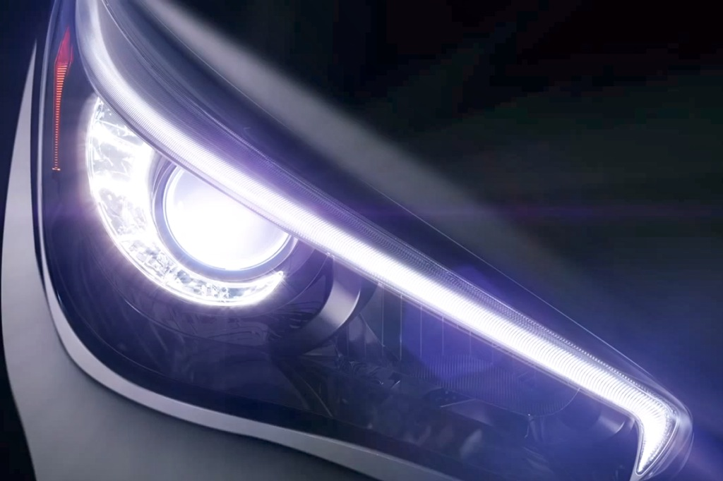 Detroit Preview: Infiniti Teases New Q50, Replaces G37