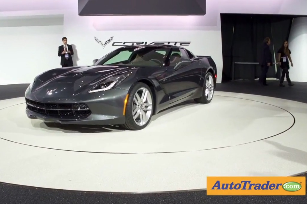 2103 Detroit Auto Show: Top Performance Cars - Video