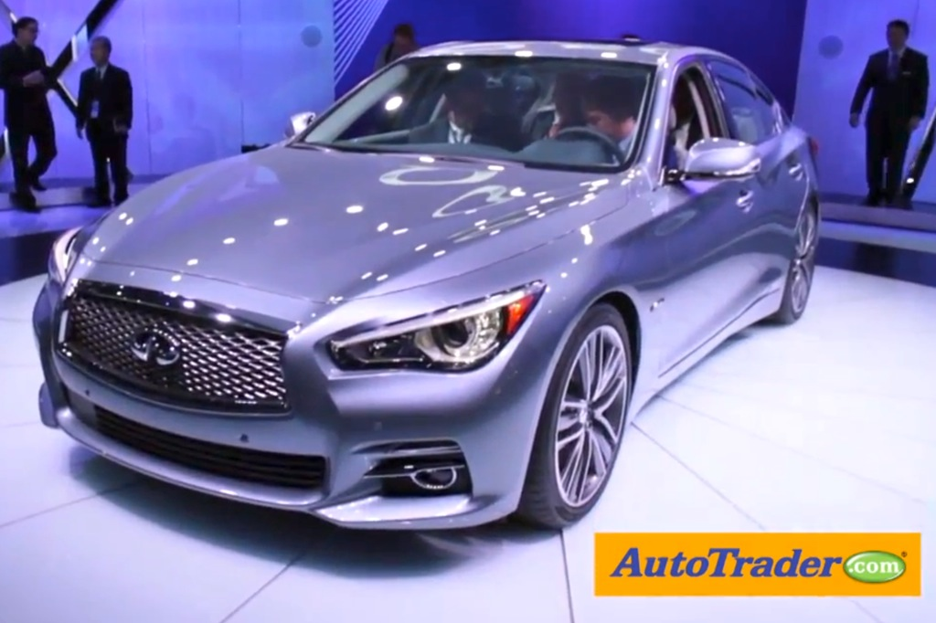 2103 Detroit Auto Show: Top New Cars - Video