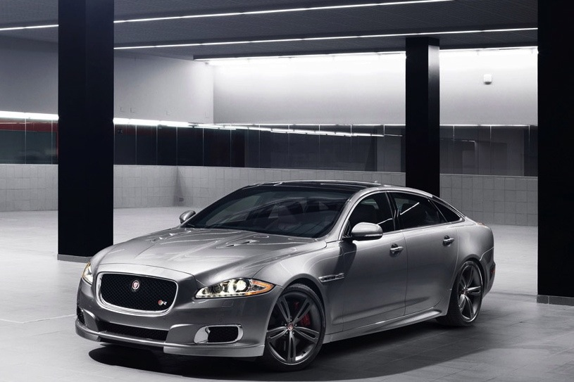 2014 Jaguar XJR: New York Auto Show