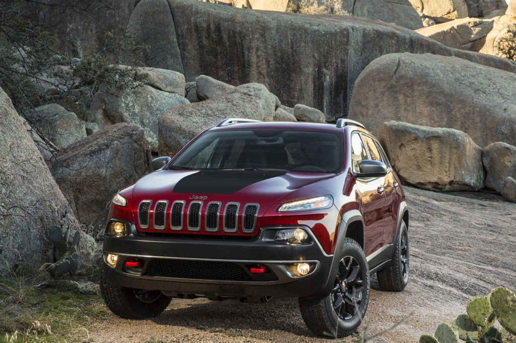 2014 Jeep Cherokee: New York Auto Show