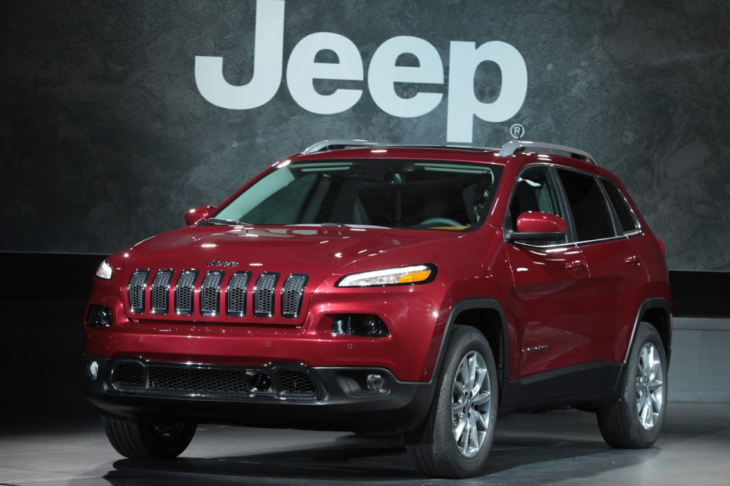 2014 Jeep Cherokee: Dramatic Improvements